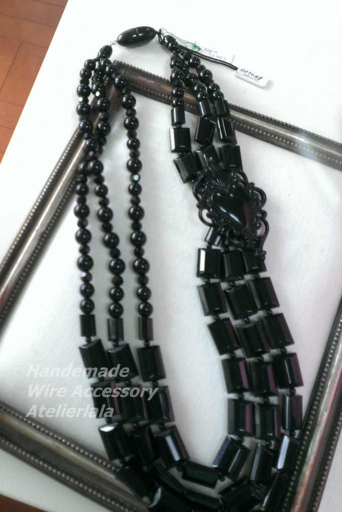 ネックレスの修理