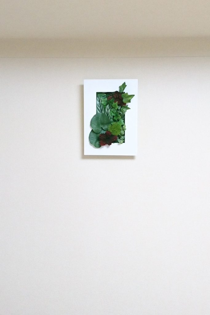 シニアレッスン壁飾り
